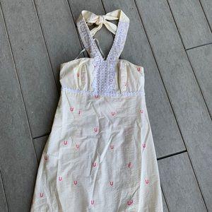 """Lily Pulitzer """"Horseshoe"""" seersucker Dress"""